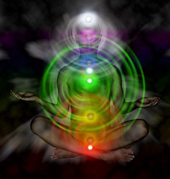 Chakra workshop gets inner wheels spinning