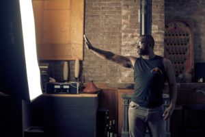 Baratunde Just Being  (c) 2013 Catalina Kulczar. (www.catalinakulczar.com) Please cite in photo credits.