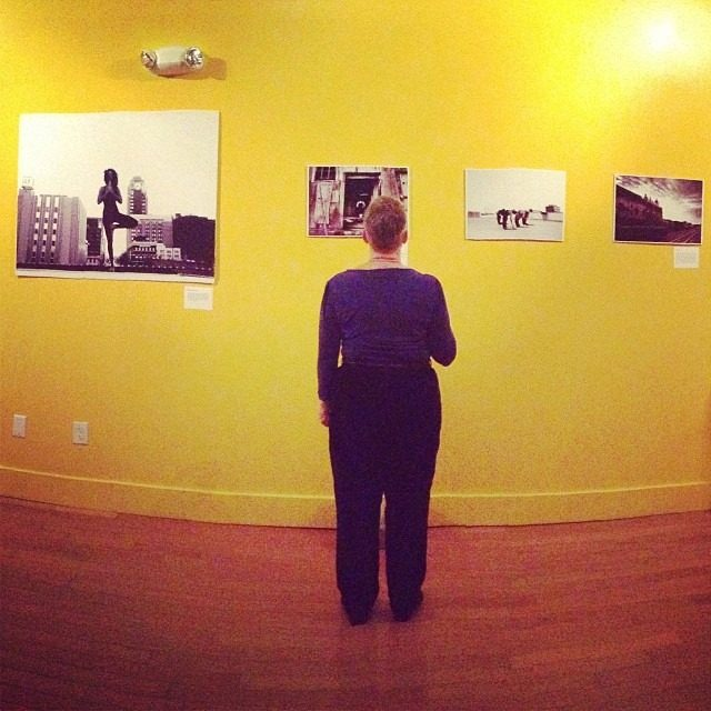 Photos from the Lansing Loves Yoga: Beauty in the Breakdown art show