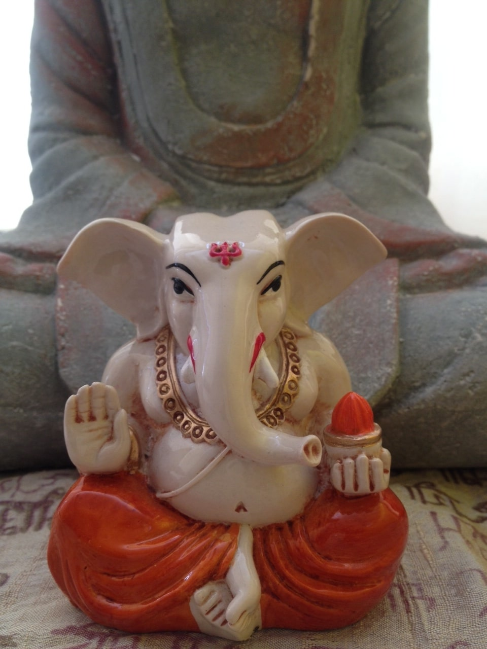 Did Ganesh steal my keys to teach me a lesson?