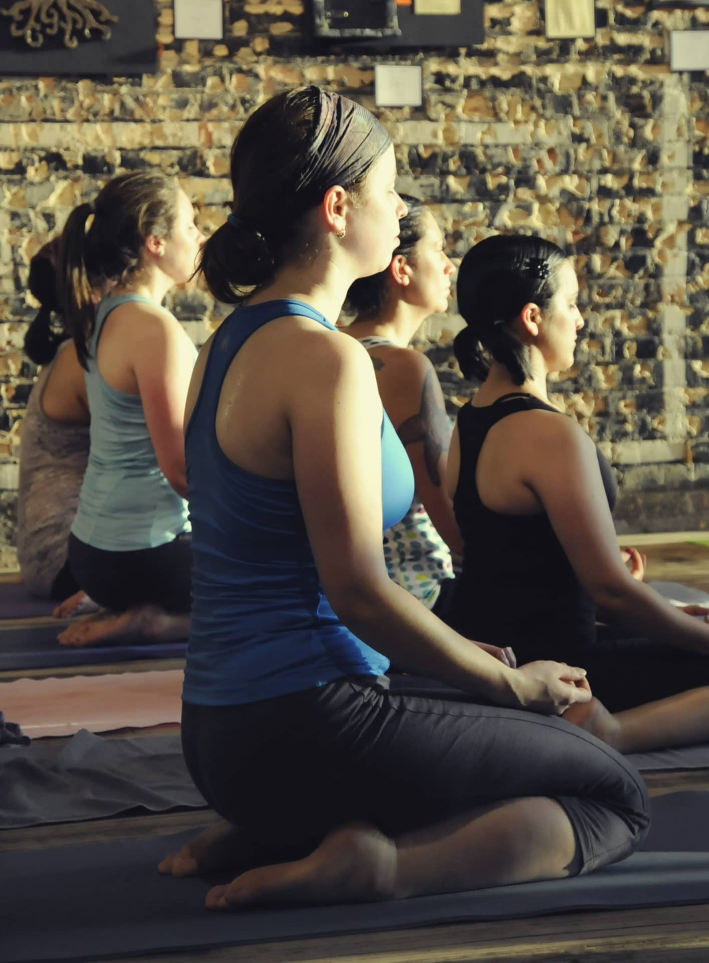 The sound of yoga: Finding your yoga voice through chanting and mantra