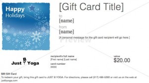 just b gift card preview
