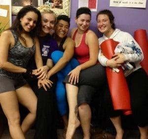 firecracker yoga gang