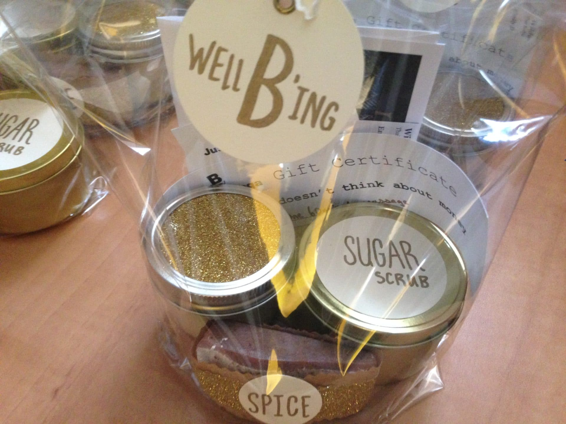 Well Being Gift Pack – a feel well, be well gift