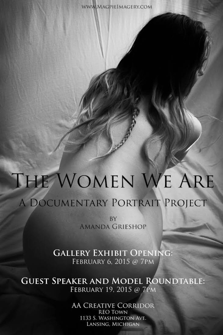 The Women We Are photo book, Just B Yoga special