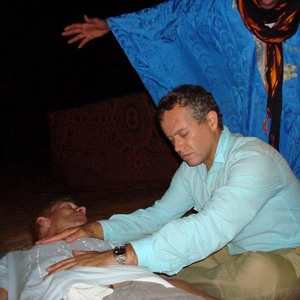 Peruvian Shamanic healer comes to Just B Yoga April 1