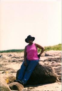 Arnita Thurston, making sit happen on the Eastern seaboard.