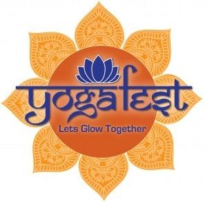 yoga fest logo