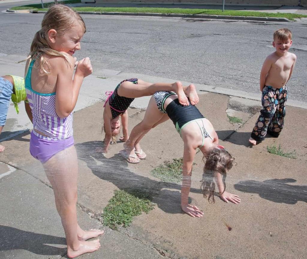 kids camp promo