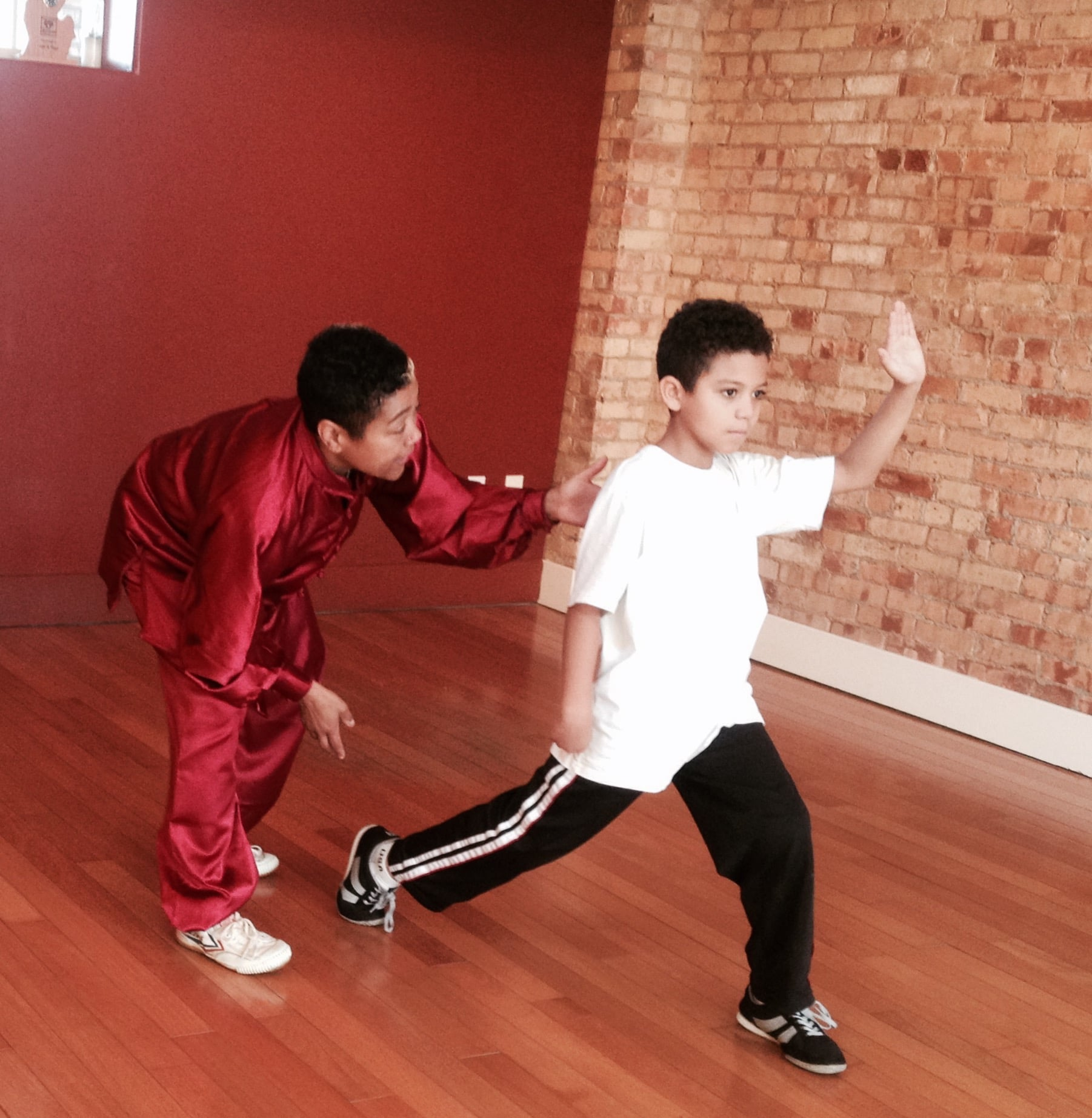 Kids Tai Chi starts Sept. 8