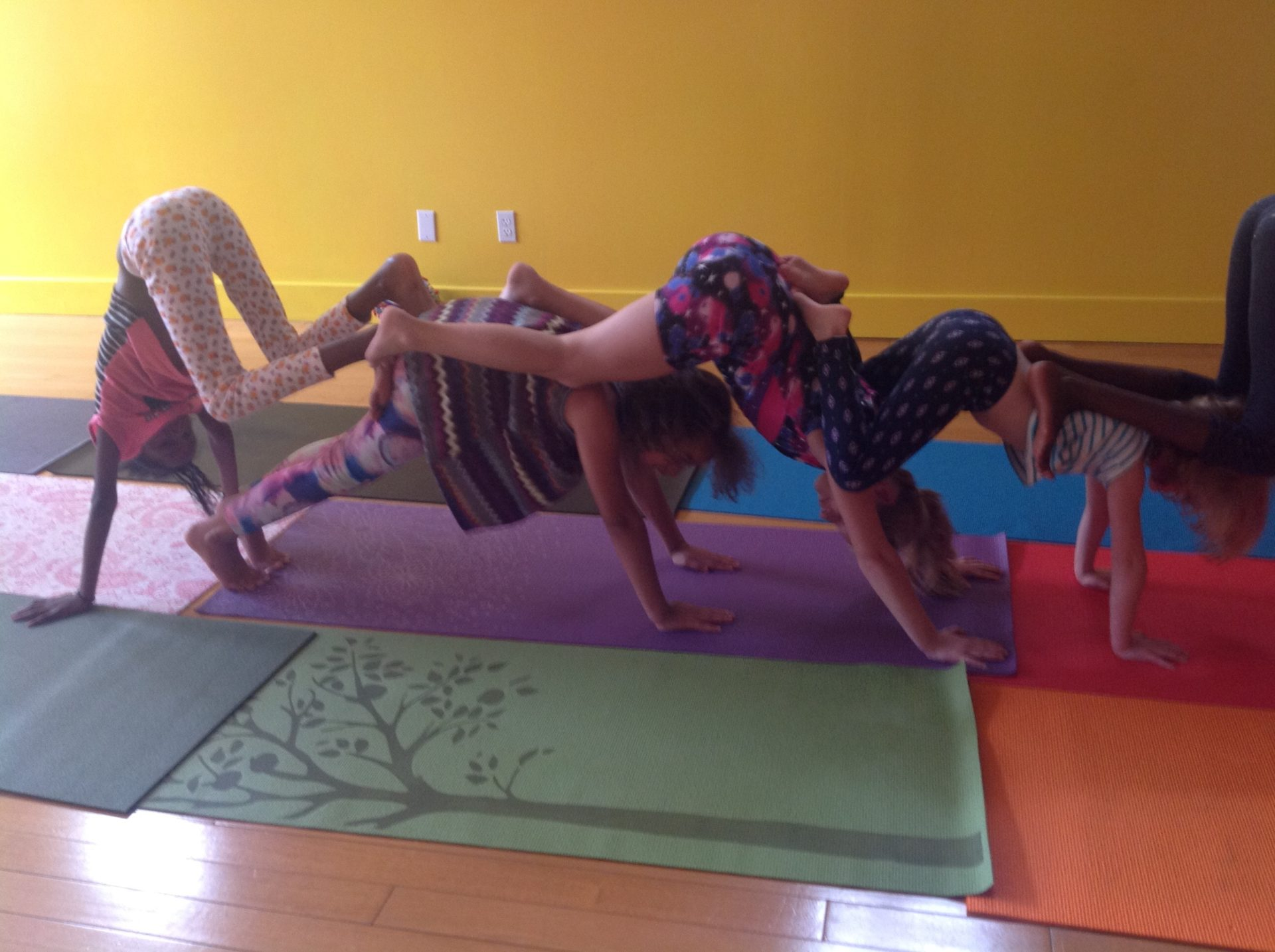 Karma Ka$h pays it forward for yoga classes and workshops