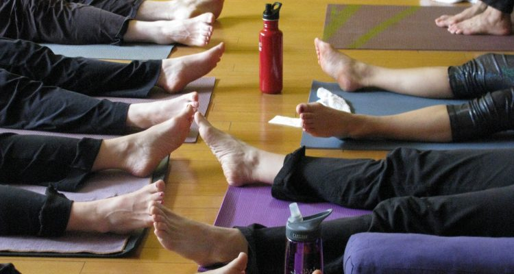 Distracted Peace: Yoga and meditation amidst the noise